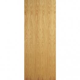 Internal Flush Oak Veneer Door