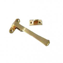 4trade Brass Victorian Casement Fastener Reversible