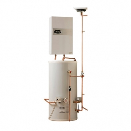 Electric Heating Company Eclipse Cpsiecl12/180 Electric Boiler Complete With Indirect Cylinder 12kw 180l