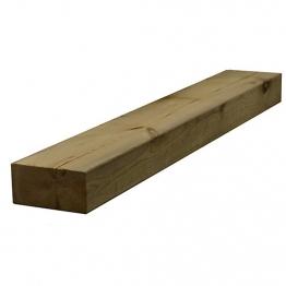 Sawn Timber Regularised Treated C16/c24 75mm X 150mm