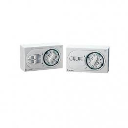 Drayton Sm2 Two Channel Mechanical Timeclock