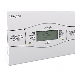 Drayton Pbte58 Twin Zone Control Pack