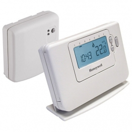 Honeywell Cmt727 7day Wireless Programmable Room Stat + Hc60 Rcvr