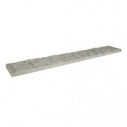 Supreme Concrete Gravel Board Smooth Gbl28815 9'10 In X 8 In Gbl30020