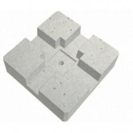 Supreme Concrete Dekblok 300 X 300 X 100 Mm