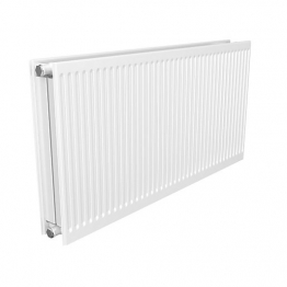 Quinn Round Top Double Convector Radiator 700mm X 400mm