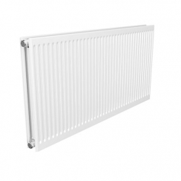 Quinn Round Top Double Panel Plus Radiator 400mm X 600mm
