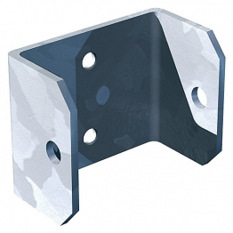 Metpost Metclip Fencing Bracket 41mm