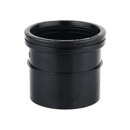 Osmasoil 4s105b 110mm Ring-seal Repair Coupler Black