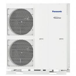 Panasonic Whmxf12d6e5 Aquarea T-cap Heat Monobloc Single Phase 12kw