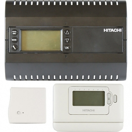 Solfex Hitachi Yutaki-m Heat Pump System Control Pack Hit-atw-cpa-02