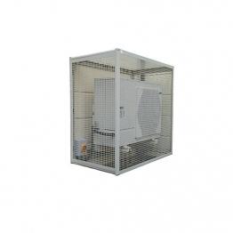Protective Air Source Heat Pump Guard 1150mm H X 1150mm Wx650mm D