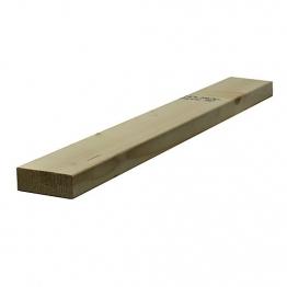 Sawn Timber Regularised C16 47mm X 125mm