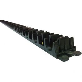 Solfex Clip Rail With Adhesive For 16 - 20mm Pipe