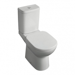 Ideal Standard T327601 Tempo Close Coupled Wc Pan