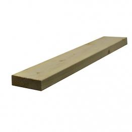 Sawn Timber Regularised C16 47mm X 150mm