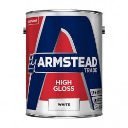 Armstead Trade High Gloss White 2.5l