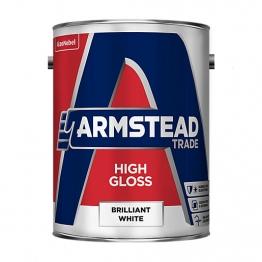 Armstead Trade High Gloss Brilliant White 2.5l