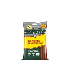 Solvite All Purpose Wallpaper Adhesive 10 Roll