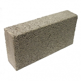 Solid Medium Density Concrete Block 7.3n 140mm - Pack Of 64