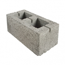 Hollow Dense Concrete Block 7.3n 215mm - Pack Of 48