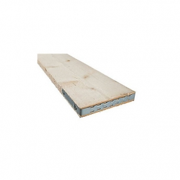 End Banded Scaffold Boards Bs2482 38mm X 225mm