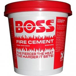 Boss™ 500gm Tub Fire Cement