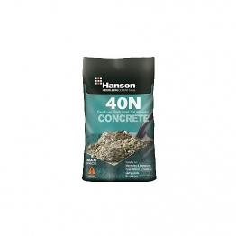 Hanson 40n Concrete Mix Maxipack