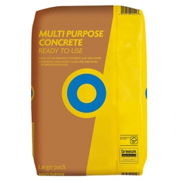 Blue Circle Ready To Use Multi Purpose Concrete 20kg Plastic Wtrprf Packaging