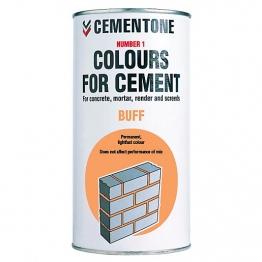 Cementone No1 Colour For Cement Buff 1kg