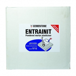 Cementone Entrainit Powedered Mortar Plasticiser 12.5kg