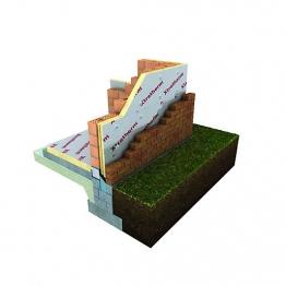 Xtratherm Cavity Wall Board Partial Fill T&g 1200mm X 450mm X 75mm