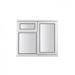Stormsure Softwood Plain Casement 24mm Fully Glazed Window 1195 X 1045mm Lew210cvopp