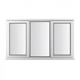 Stormsure Softwood Plain Casement 24mm Fully Glazed Window 1765 X 1045mm Lew310cc