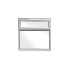 Upvc Window Shield6 White 1190mm X 1190mm