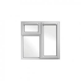 Upvc Window 3pcase Shld6 White 1190mm X 1040mm