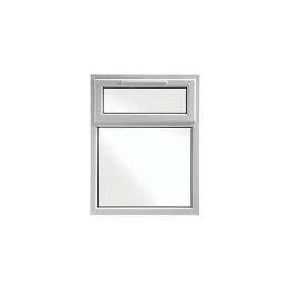 Upvc Window 2p Shield6 White 905mm X 1190mm