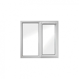 Upvc Window Rh Shield6 White 1190mm X1040mm
