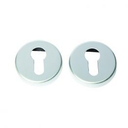 Euro Profile Escutcheon Satin Anodised Aluminium Fd062