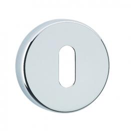 Urfic Standard Round Key Escutcheon Chrome 5125/22