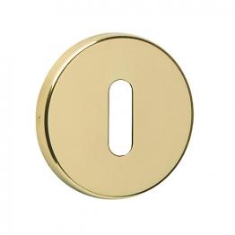 Urfic Key Esc Polished Brass Escutcheon 49 398 01 Kesc