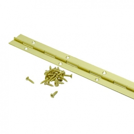4trade Hinge Piano Electro Brass 600mm