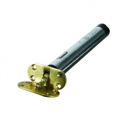 Perko R1 Oval Door Closer Adjustable Brass