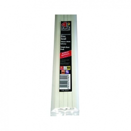 Intumescent Fire Seal Single Door Pack White 10mm X 4mm X 1.05m