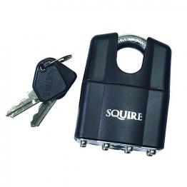 Squire 39cs Padlock Closed Shackle Steel 50mm