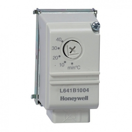 Honeywell L641b Pipe Thermostat 2-40c