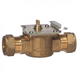 Danfoss Hpv22b 2 Port Valve Body Paddle 22mm
