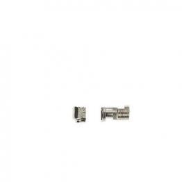 Drayton Angled Lockshield Valve 15mm
