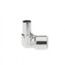 Drayton Nickel Pushfit Elbow 15mm