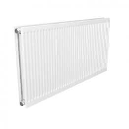 Quinn Round Top Double Panel Plus Radiator 600mm X 1100mm